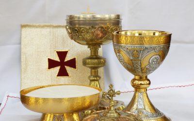 Erstkommunionfeiern 2019