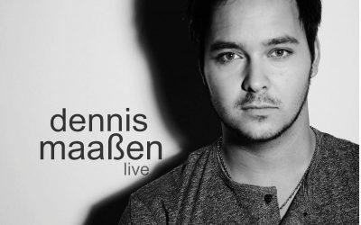 Christlicher Singer-Songwriter Dennis Maaßen zu Gast