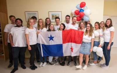 Der Weltjugendtag in Panama beginnt