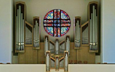 Weihe der erweiterten Orgel in St. Katharina