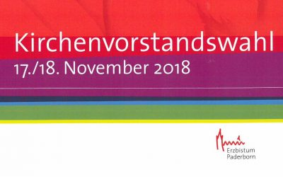 KV-Wahl am 17. / 18. November 2018