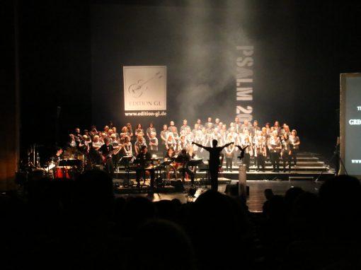 Oratorium Psalm 2016 in St. Katharina – Übernachtungsmöglichkeiten gesucht