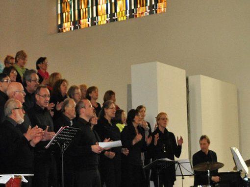 Gospelworkshop in St. Katharina