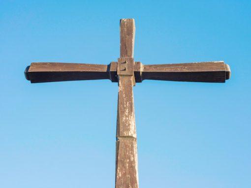 Fastenzeit – Mit dem Kreuz durch Massen