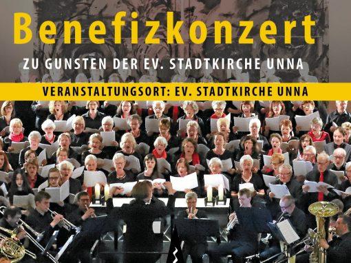 Benefizkonzert in der Ev. Stadtkirche
