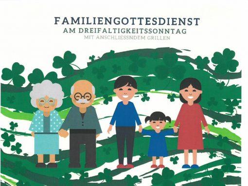 Familiengottesdienst in Kessebüren