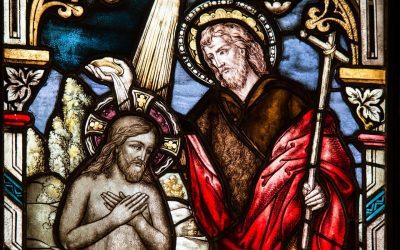 Einladung zum ökumenischen Tauferinnerungsgottesdienst