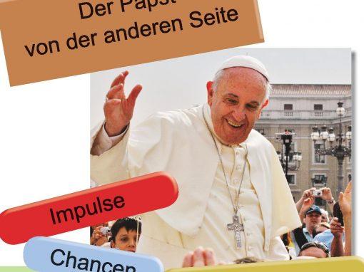 Einladung zum Vortrag über Papst Franziskus