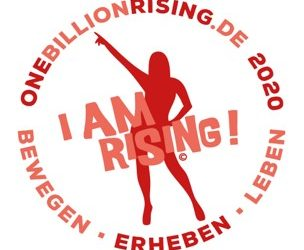"""""""One Billion Rising"""" am Freitag, 14.02."""