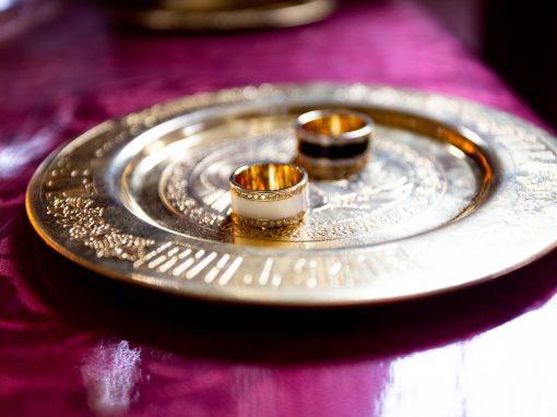 Segnungsfeier für Ehejubiläen