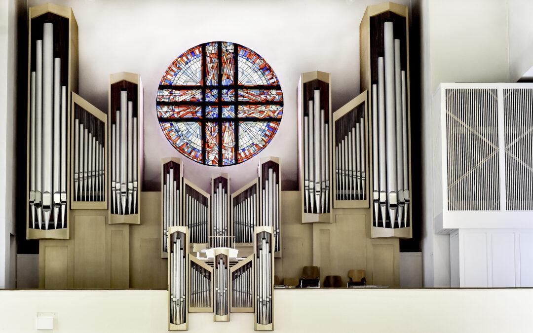 Orgel-Benefizkonzert zu Gunsten des Heilig-Geist-Hospizes am 6.11.2021