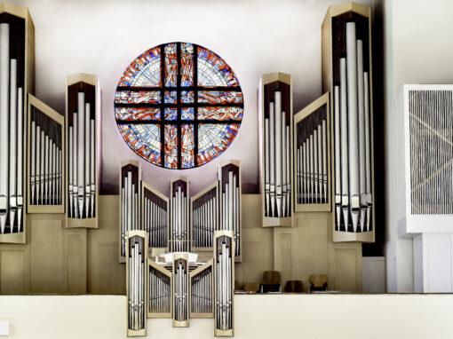 Orgelkonzerte im Oktober – unsere neue Kirchenmusikerin stellt sich vor