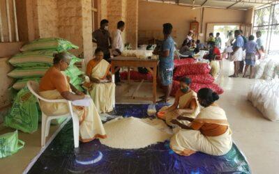 kfd St. Katharina spendet für Indien