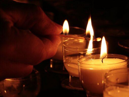 Gemeinsames Gebet in der Corona-Zeit am 17.04.