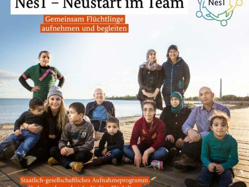 NesT – Neustart im Team – ein Projekt für Geflüchtete