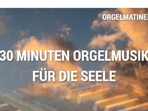 Orgelmatinee – muss voraussichtlich entfallen