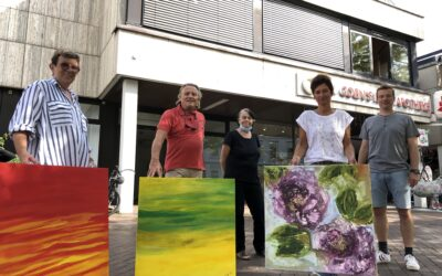 Räumlichkeiten der Pfarrei St. Katharina werden zu einem KunstOrtUnna